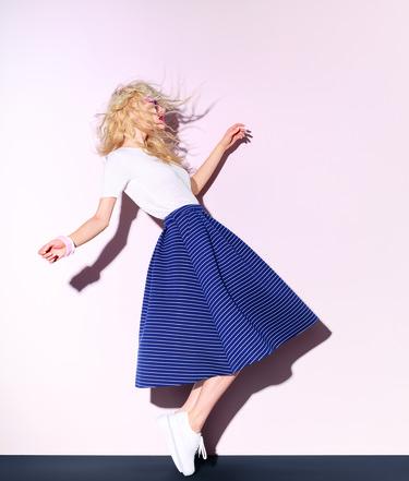 La Redoute estrena nombre y colección de verano 2016. Nos lo cuenta Sylvette Lepers, la estilista de la marca