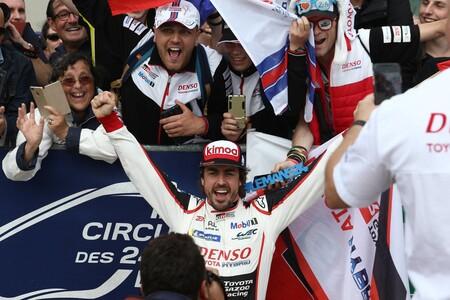Alonso 24 Horas De Le Mans 2019