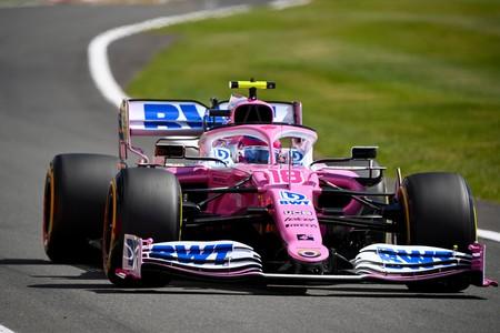 Stroll Silverstone F1 2020 3