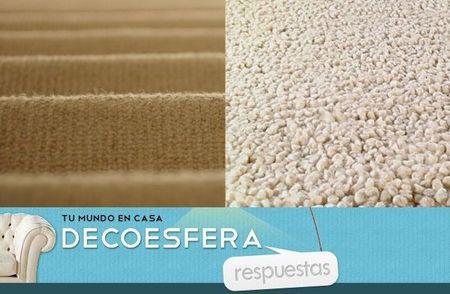 ¿Prefieres alfombras de pelo largo o corto? La pregunta de la semana