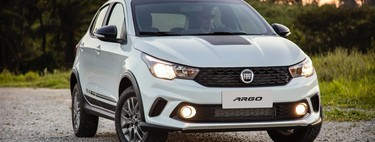 El Fiat Argo Trekking es una interesante alternativa a Duster en Sudamérica