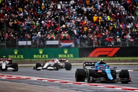 Histórico Esteban Ocon: es el primer piloto desde 1997 en acabar una carrera de Fórmula 1 sin cambiar los neumáticos