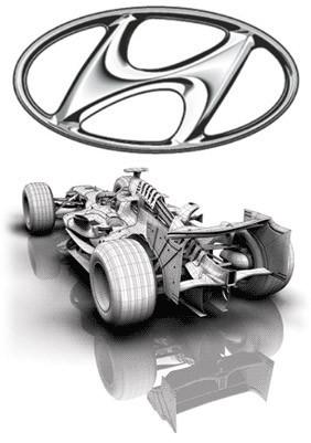 ¿Qué fabricante coreano véis en la Fórmula 1?