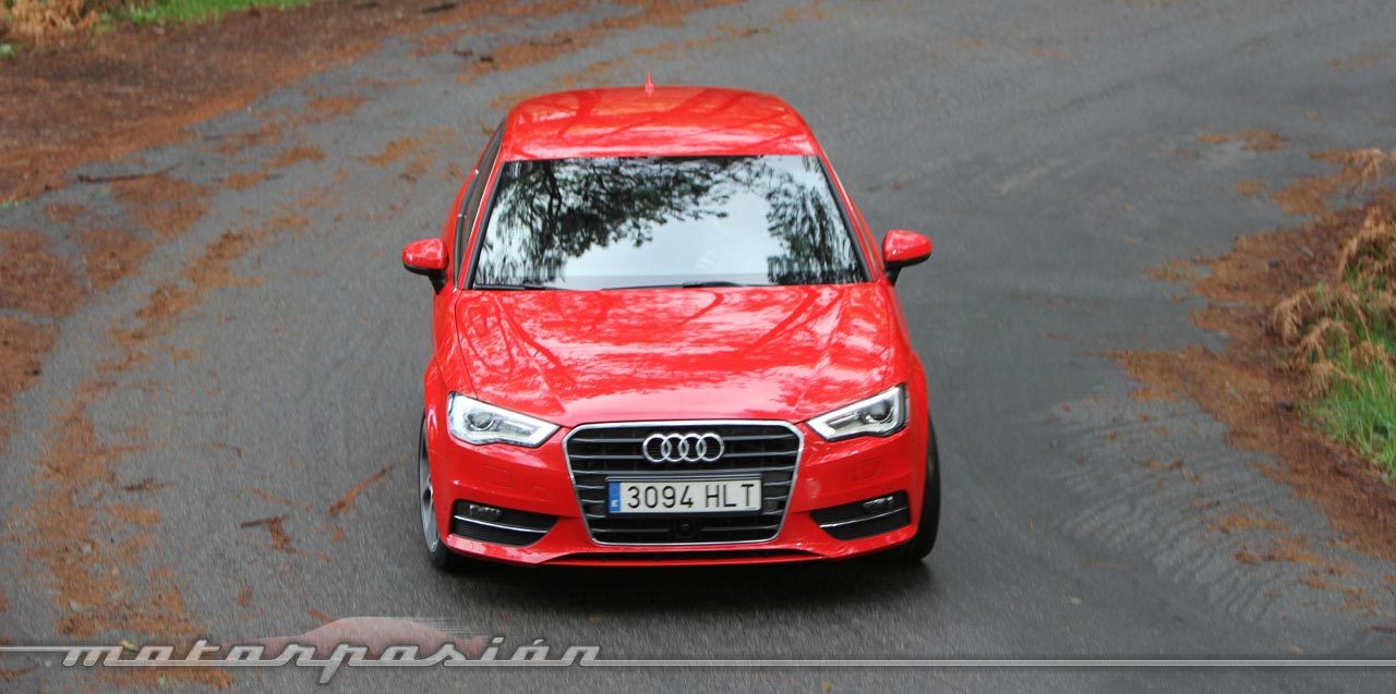 Foto de Audi A3 2.0 TDI (prueba) (40/52)