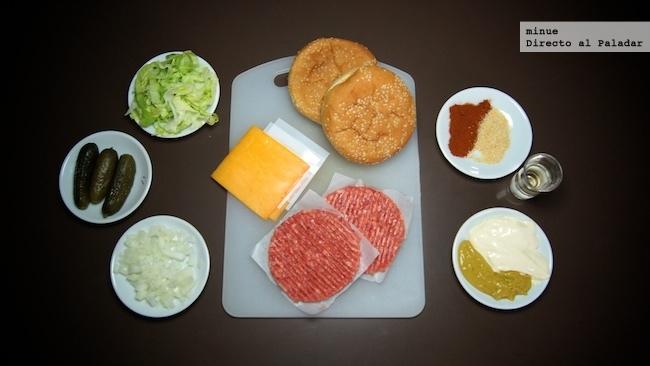 Big Mac Casero - Ingredientes