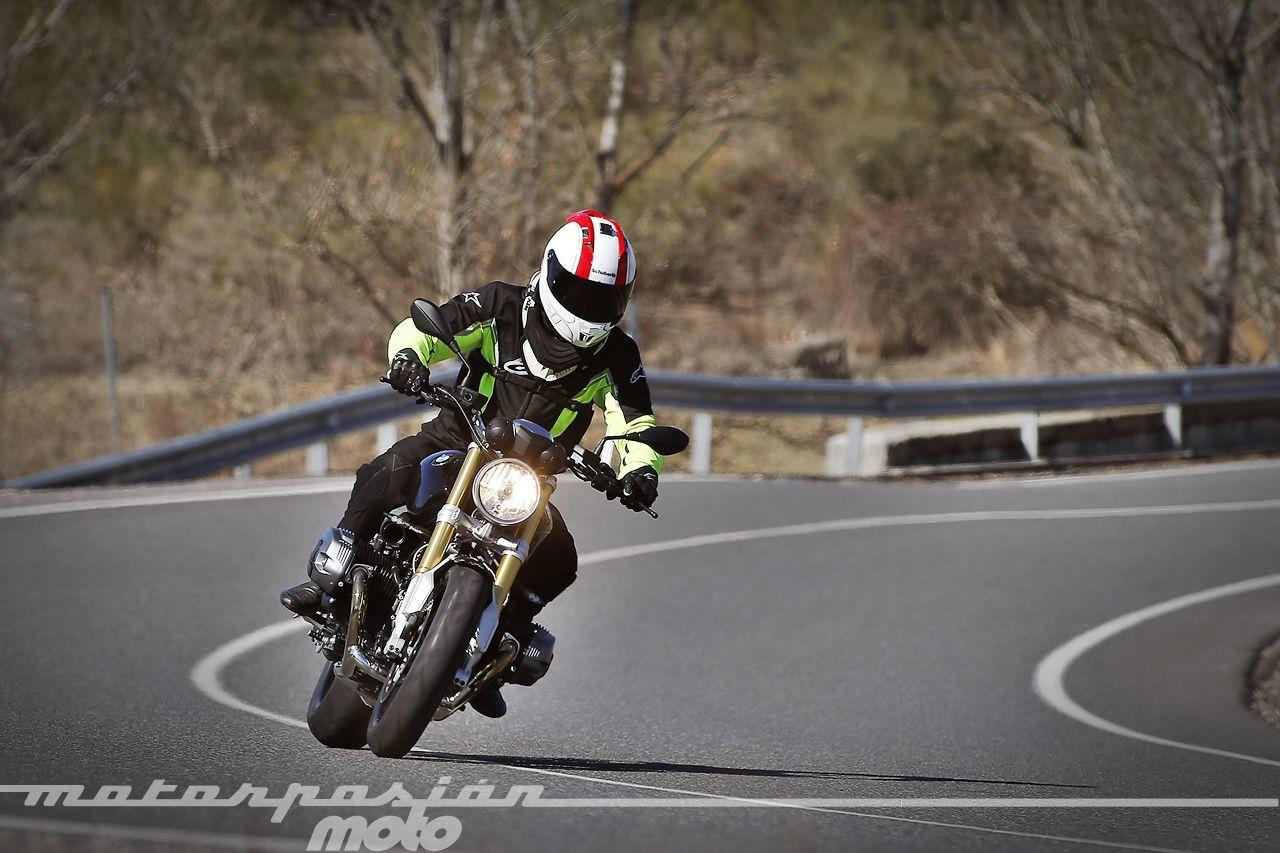 Foto de BMW R nineT - Acción (1/15)