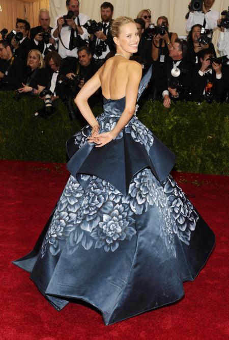 Gala MET 2014, las famosas mejor vestidas