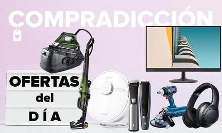 Ofertas del día en Amazon: monitores Lenovo, auriculares Soundcore, cuidado personal Philips y Braun o herramientas Bosch a precios rebajados
