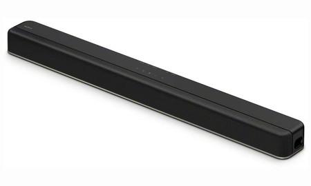 Hasta medianoche, en Electro 3 de El Corte Inglés, la barra de sonido Sony HT-X8500 tiene un descuento bestial del 36% y se queda en casi 150 euros menos