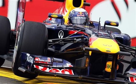 GP de Europa F1 2011: Sebastian Vettel sigue coleccionando poles