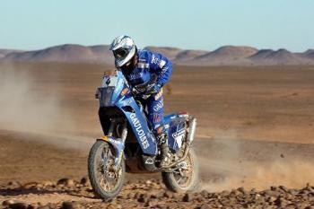 Dakar: Esteve vence la etapa y Coma sigue firme