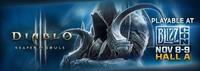 Veremos 'Diablo III: Reaper of Souls' de PS4 en la BlizzCon 2013