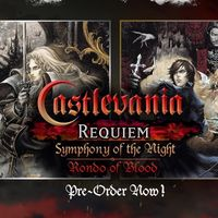 Castlevania Requiem: Symphony of the Night & Rondo of Blood es anunciado para PS4 y llegará a finales de octubre