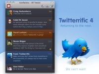 """Iconfactory muestra a modo de """"sneak peek"""" una imagen de Twitterrific 4 para Mac"""