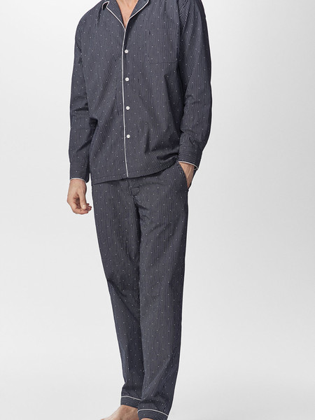 Pijama de caballero