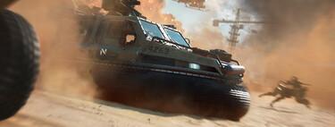 Battlefield 2042 retrasa una prueba técnica de difícil acceso, pero compensa con abundantes detalles sobre el juego cruzado, la IA y el cuadrúpedo que ha enamorado a todos