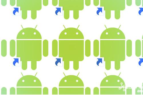 Cómo crear un acceso directo en Android para fotos, música, webs o cualquier otra cosa