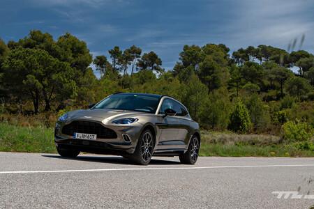 Aston Martin Dbx Prueba