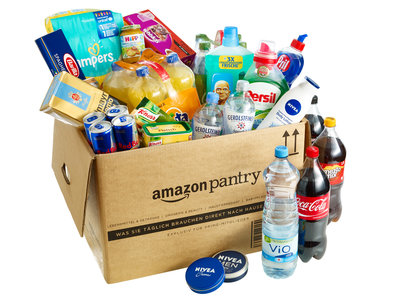 Amazon Pantry, la despensa online, ¿Sale rentable?