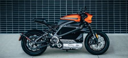Harley Livewire Electrica