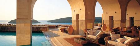 Blue Palace, paraíso del descanso en Creta
