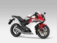 Nueva Honda CBR600F