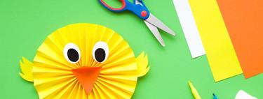 27 manualidades de animales fáciles y divertidas para hacer con los niños
