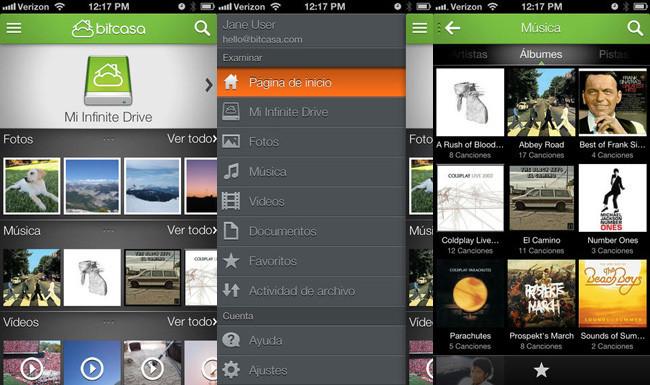 Nube en iOS - 5