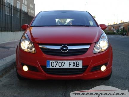 Opel Corsa GSi, prueba (parte 2)