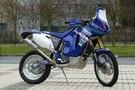 Yamaha WR450F Dakar