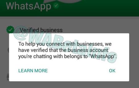 WhatsApp Business ya está en pruebas y conocemos nuevos detalles sobre su funcionamiento