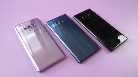 Samsung Galaxy Note 9 Colores