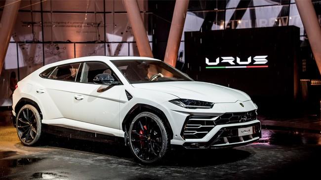 Así se ha presentado el Lamborghini Urus en Singapur, con el objetivo de duplicar ventas a nivel mundial