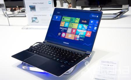 Samsung Series 9, toma de contacto