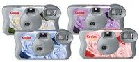 Kodak lanza cámaras desechables diseñadas para bodas