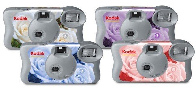 Kodak lanza c maras desechables dise adas para bodas - Camaras desechables ...