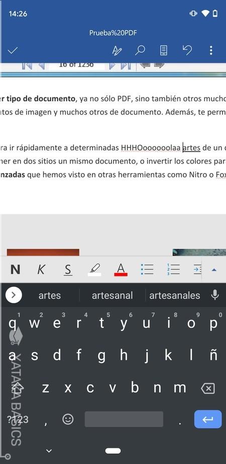 Editar Word