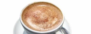 Análisis nutricional de una taza de café