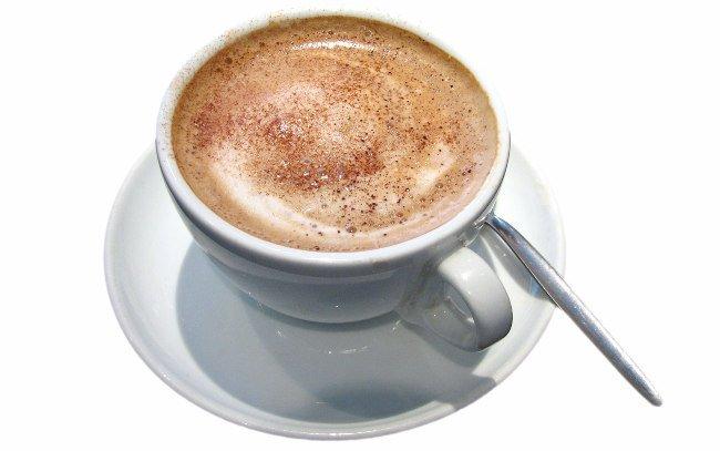 An lisis nutricional de una taza de caf for Taza de cafe con leche
