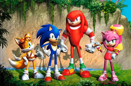 ¡Listos! La serie de Sonic Boom llegara a Latinoamérica
