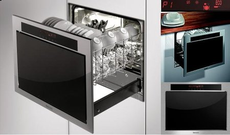 Baumatic Ombra, el lavavajillas más minimalista