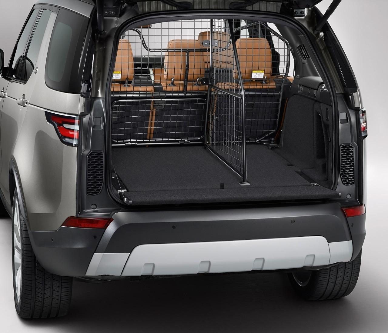 Foto de Land Rover Discovery (19/28)