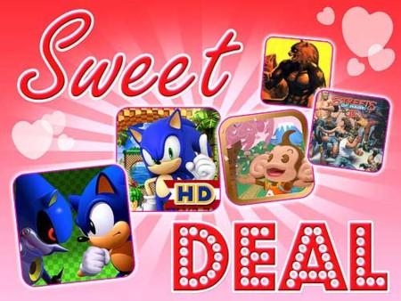 Sega celebra San Valentín en forma de aplicaciones para iOS y Android
