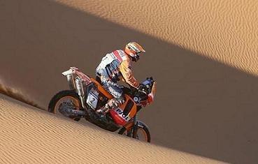 Ya queda menos para el Dakar 2007