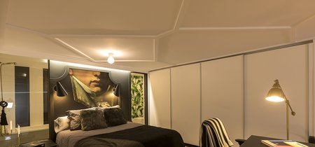 Lord Loft: De loft destinado a oficinas a vivienda de single