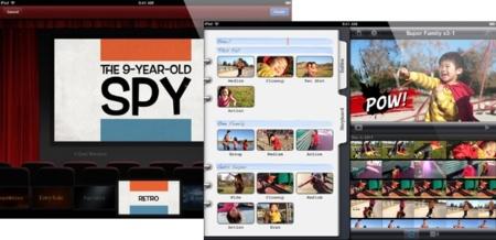 iMovie para iOS se actualiza con creación de storyboards y trailers domésticos