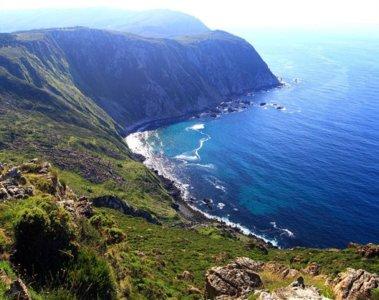 Estos son los acantilados más altos de Europa y están en España