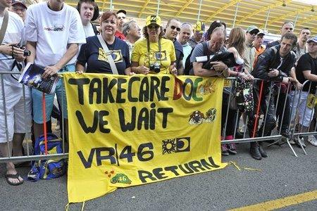MotoGP 2010: ¿Valentino Rossi a Ducati por 15 millones de euros y un F1 bajo el brazo?