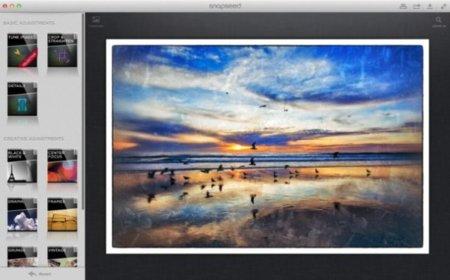 Snapseed da el salto a OS X en la Mac App Store