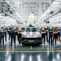 El Lamborghini Urus llega a las 15.000 unidades firmando un nuevo récord en el mejor semestre de la historia de la marca